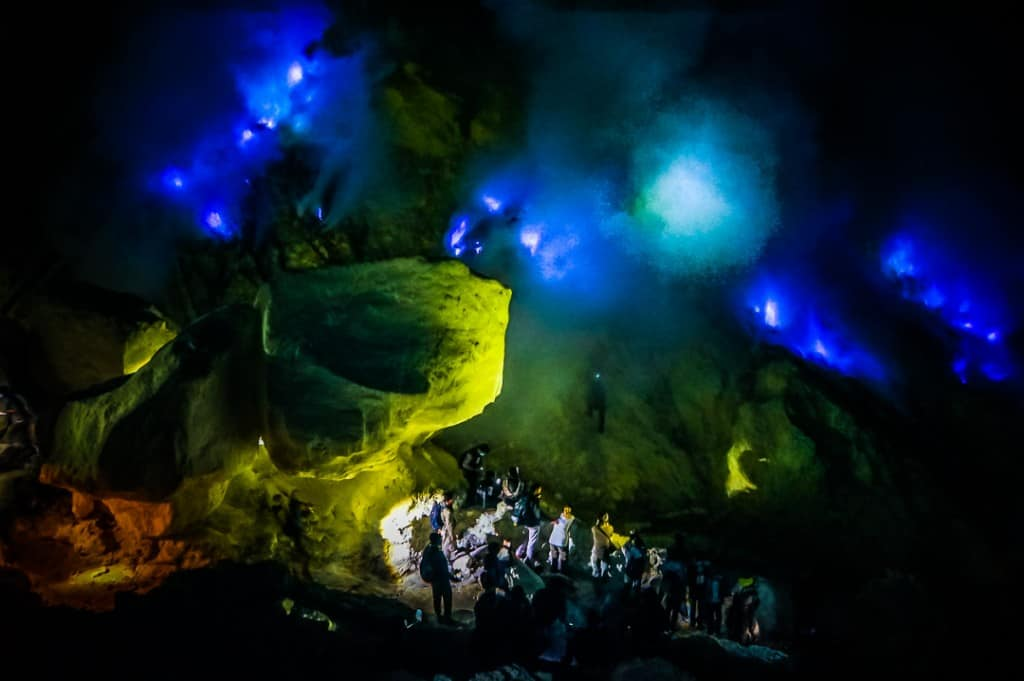 Ijen Crator by Geert from Inspiring Travellers