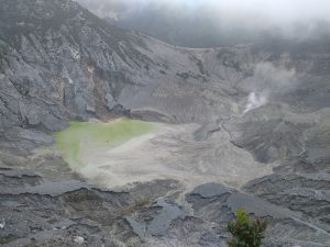 Tanguban perahu volcano in Badung by Jo from Wander with Jo