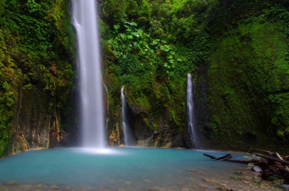 North Sumatra's Waterfalls by Kirk from The World Is Not That Big