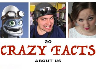 20 crazy facts about us