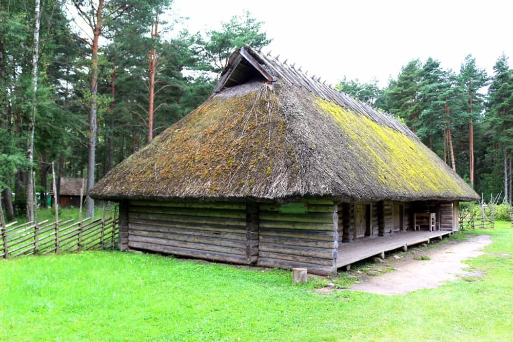 Open Air Museum in Tallinn