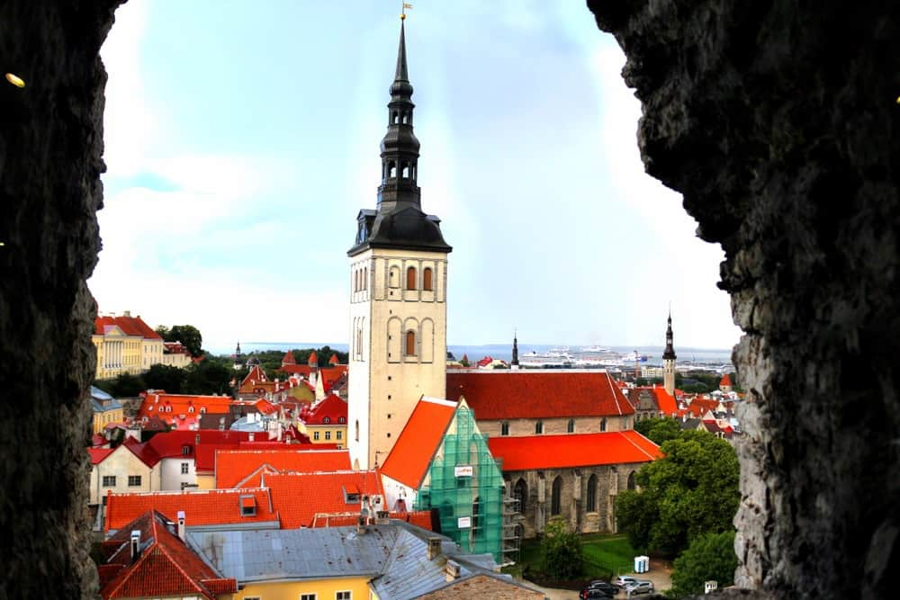 Kiek in de Kok tower Tallinn