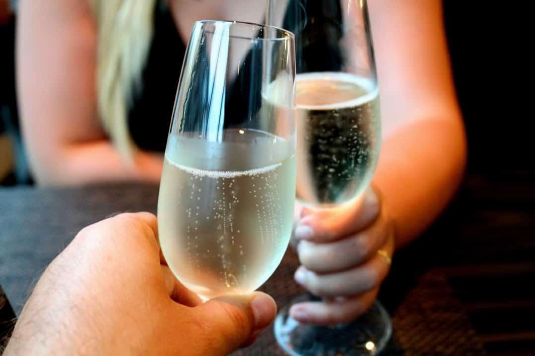 Welcome drink Ramada Hotel Vilnius