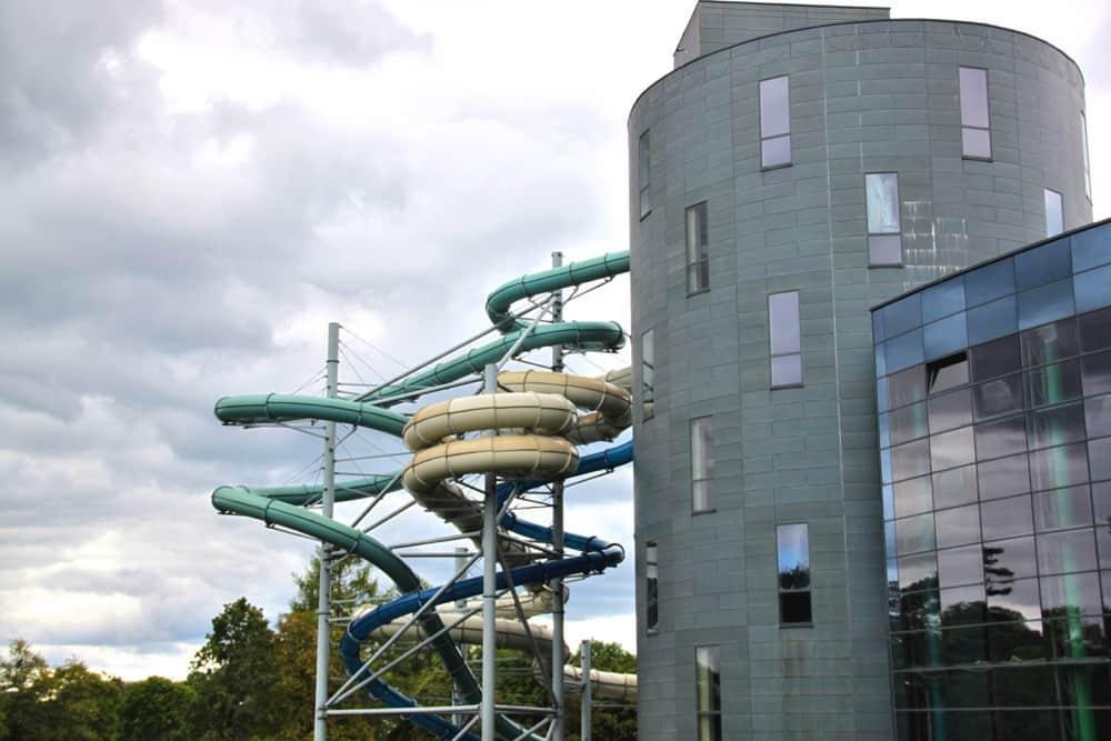 Aquarpark in Druskininkai