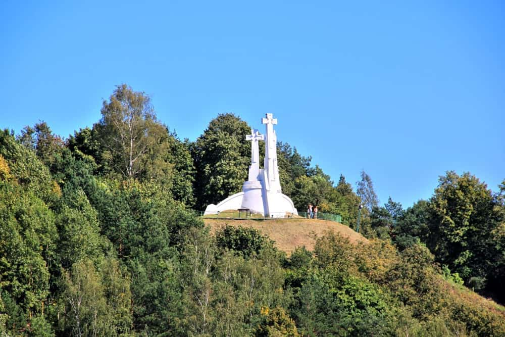Hill of three crosses