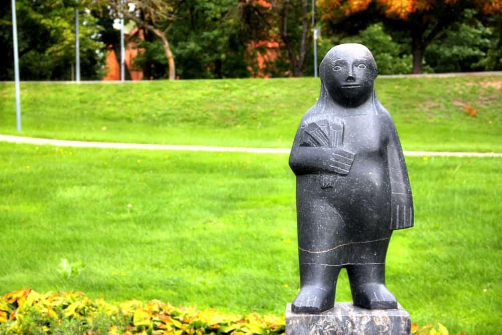 Statue Druskininkai