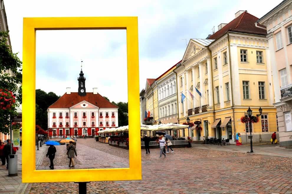 Tartu old town National Geographic
