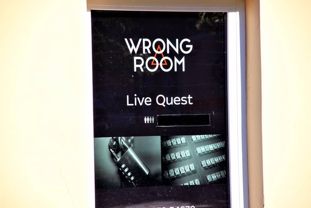 Wrong Room Vilnius