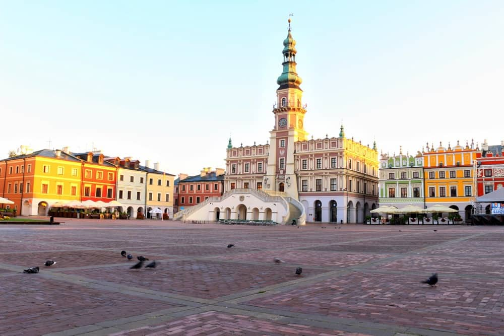 Zamosc The Ultimate Guide To Polish Pearl Of Reaissance