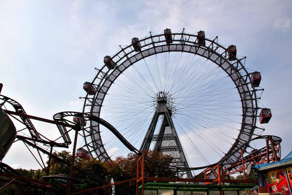 Ferris Wheel Vienna