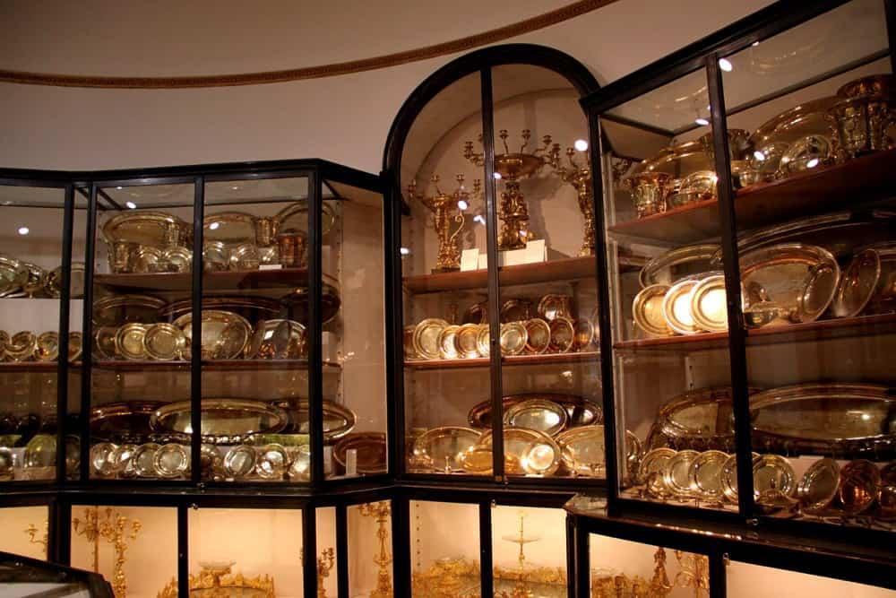 Hofburg Vienna inside