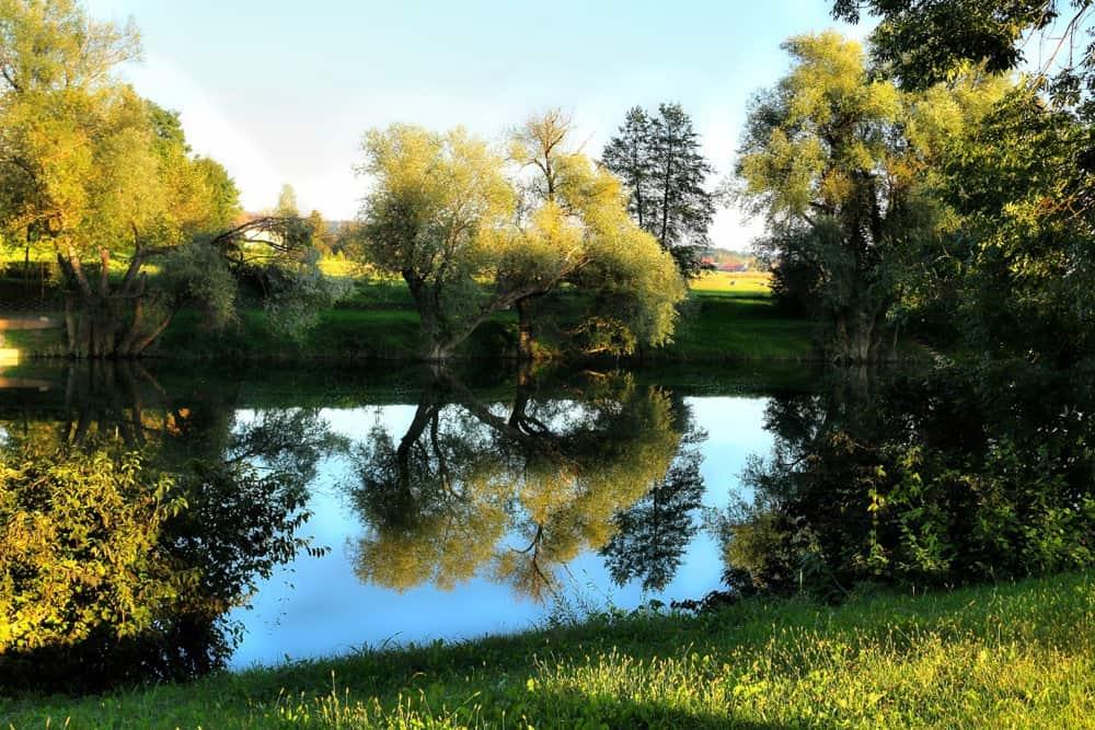 kolpa-river