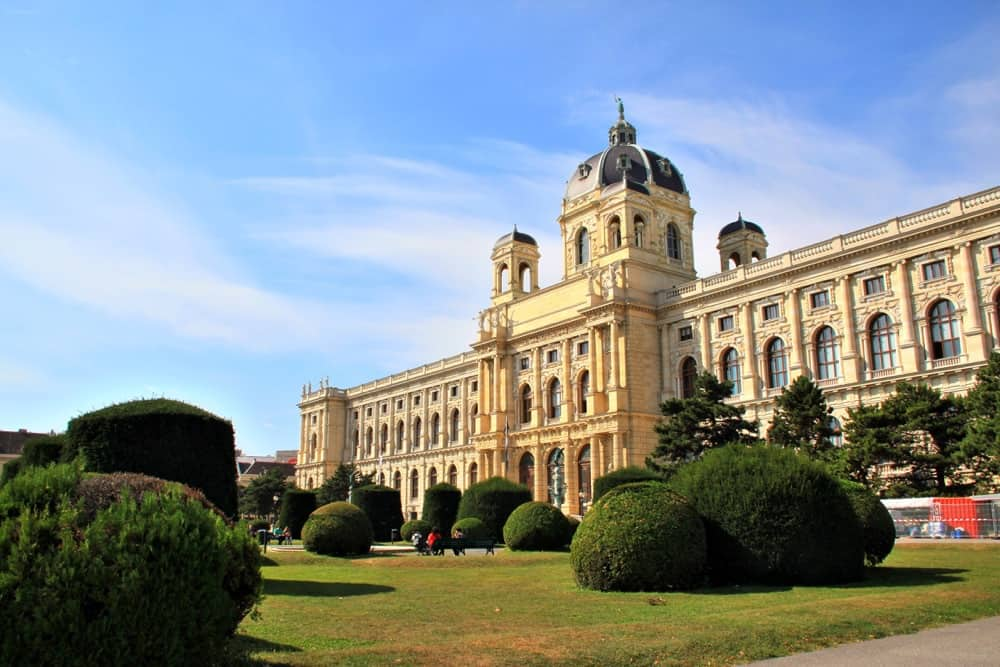 Interesting facts of Austria: historic sites