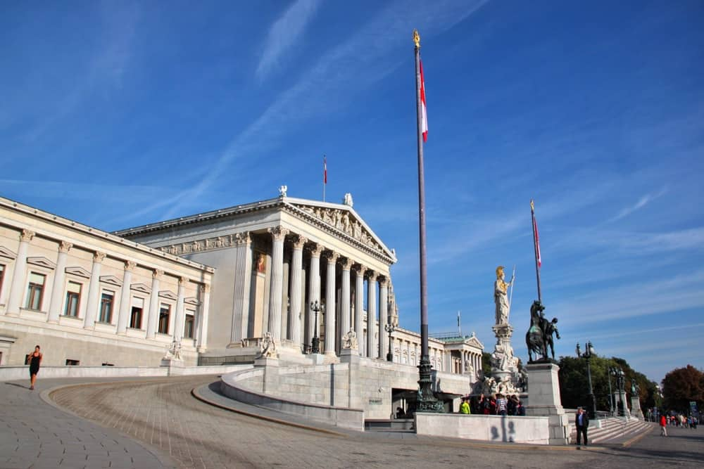 Austria fun facts: the government