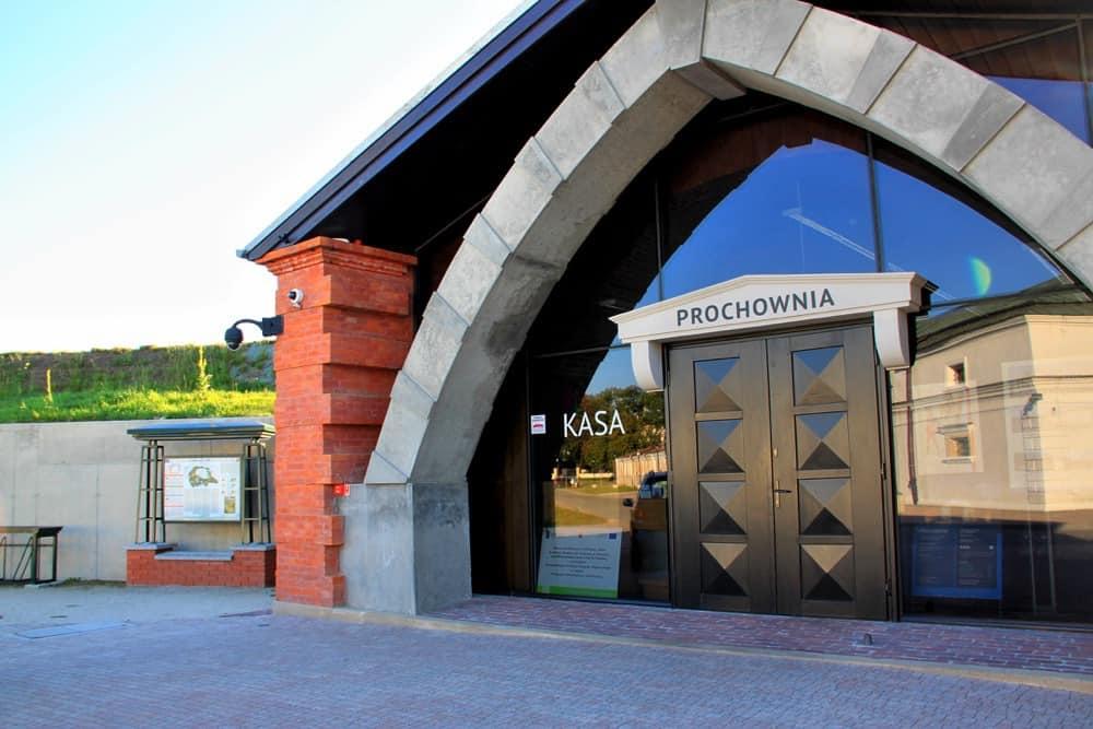 Prochownia & Arsenal in Zamosc