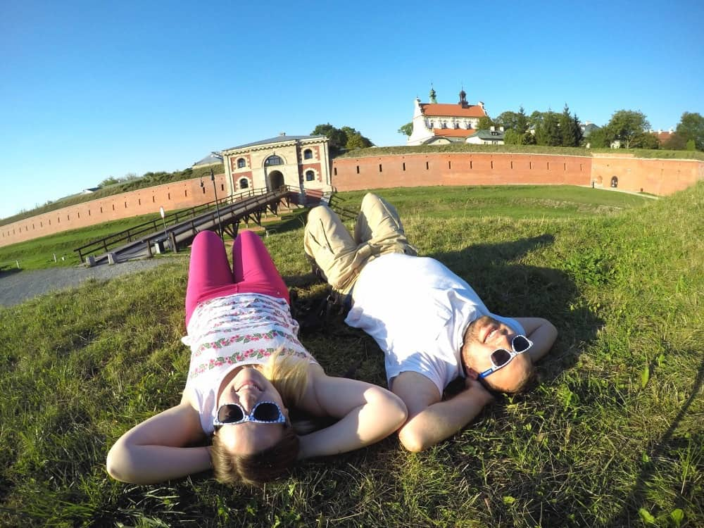 Relax in Zamosc