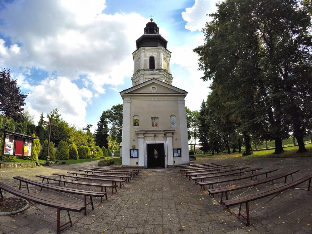 St Nicolas church Zamosc