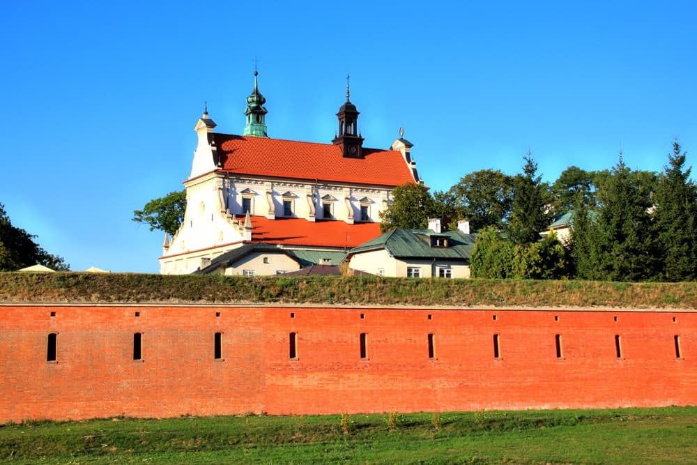 Zamosc view Poland things to do