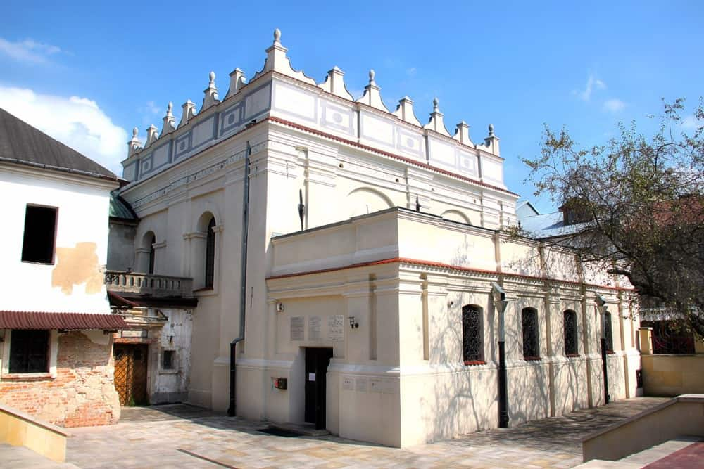 Zamosc Synagogue