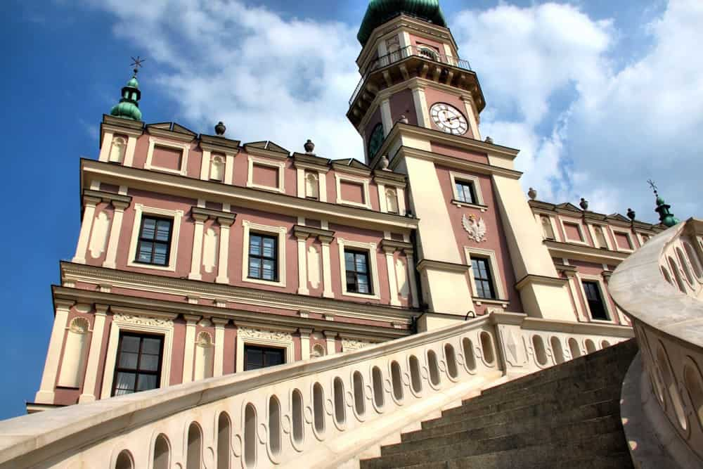 Zamosc Town Hall