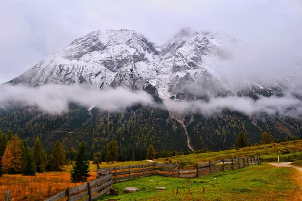 Gaistal Valley in Leutasch