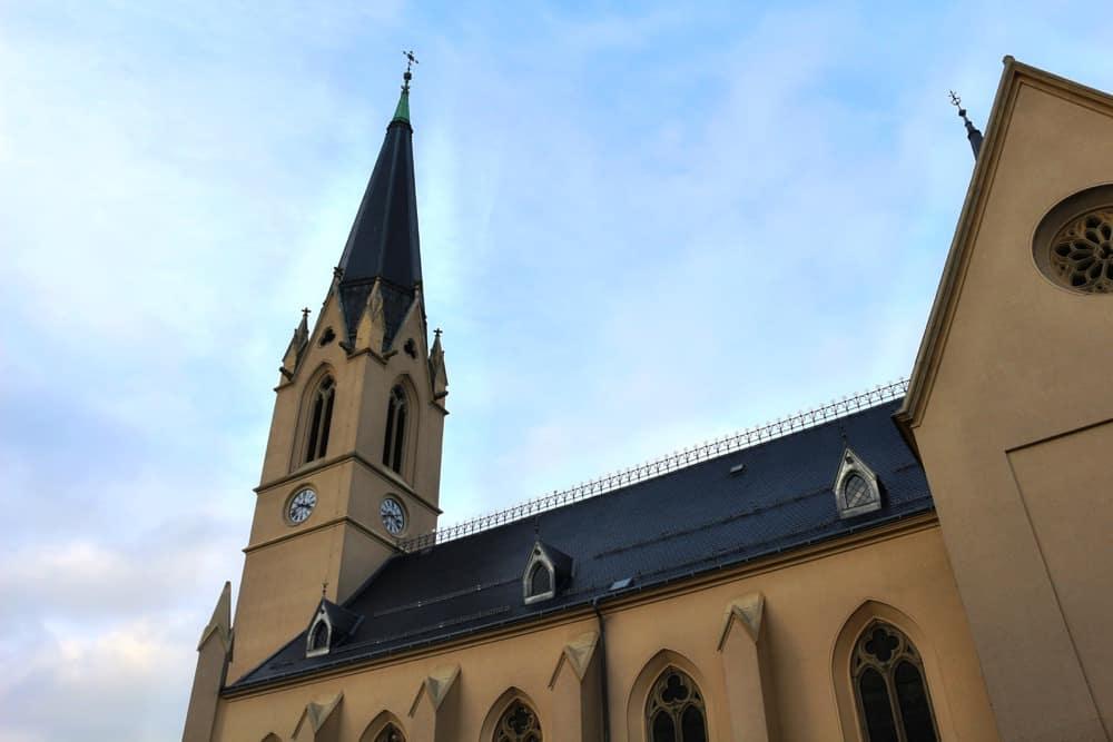 Church of Saint Anthony the Great (Kostel Svateho Antonina Velikeho)