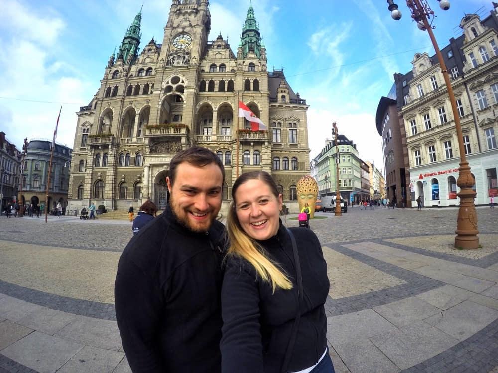 Us in Liberec