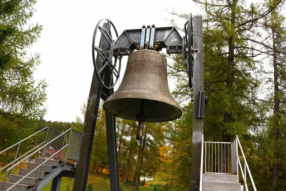 Mösern peace bell Tirol