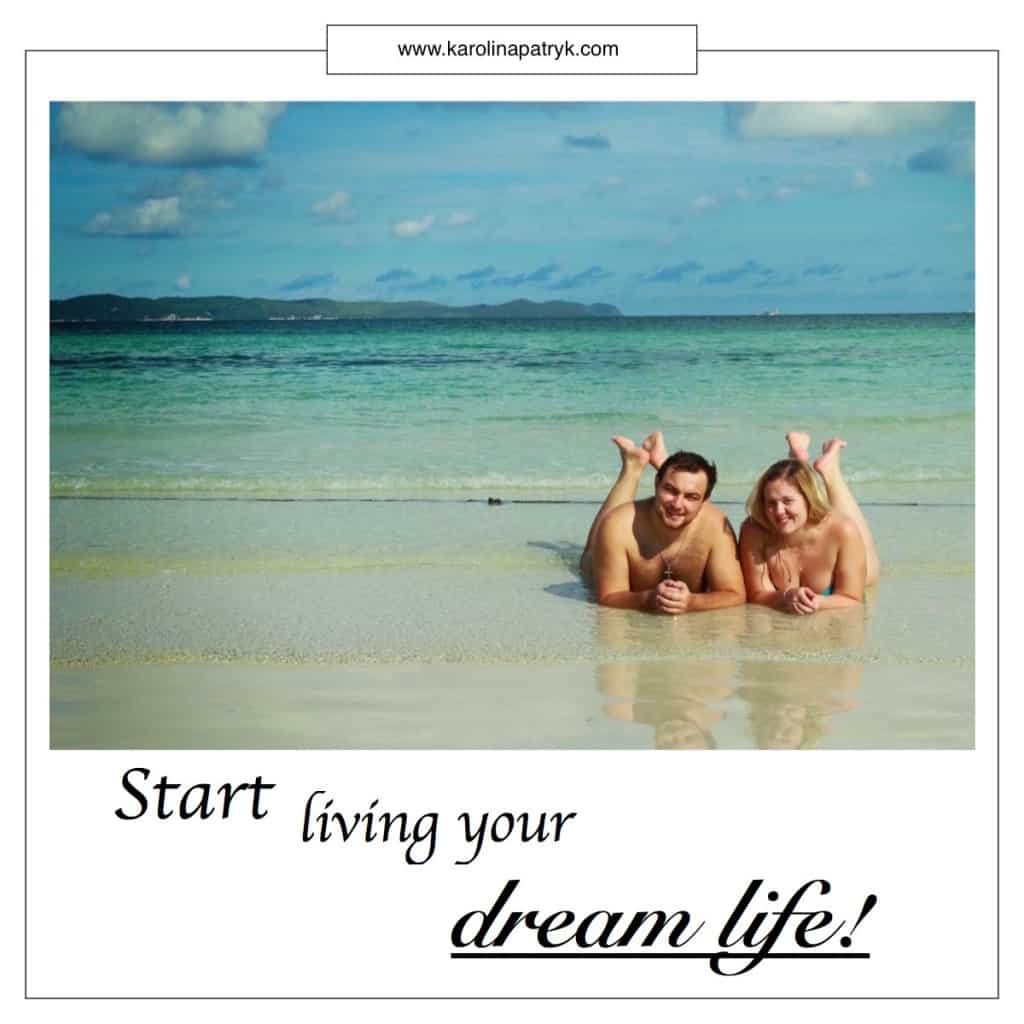 start-living-your-dream-life