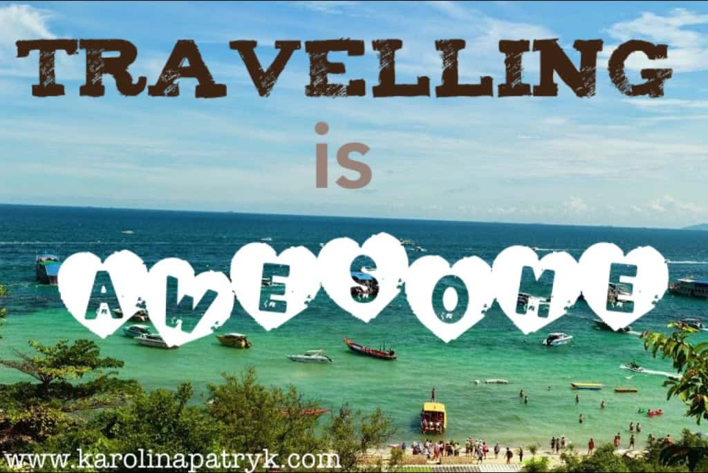 traveling-is-awesome Travel Quotes