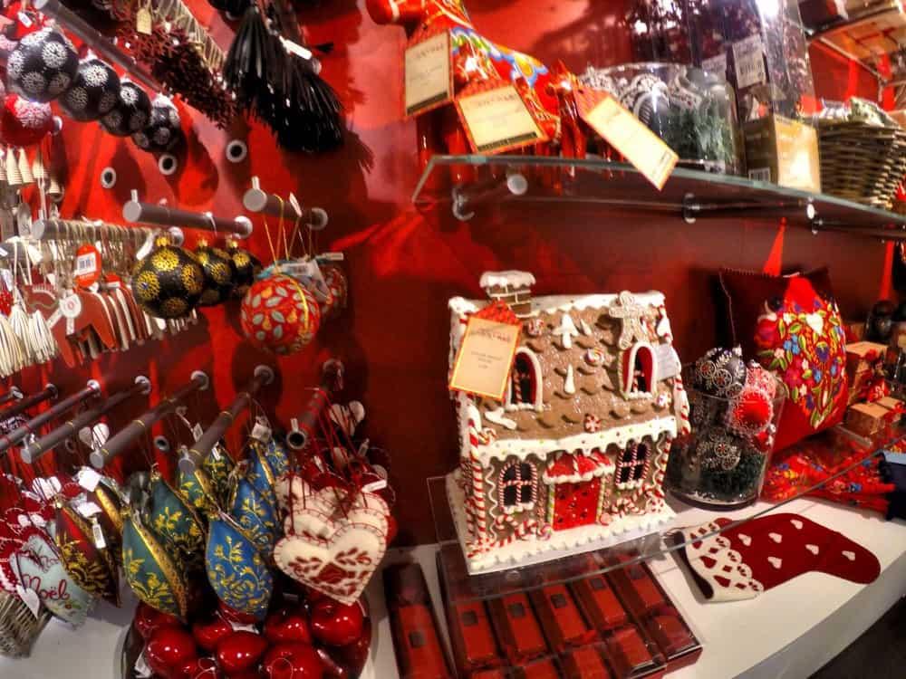 Christmas market Warsaw