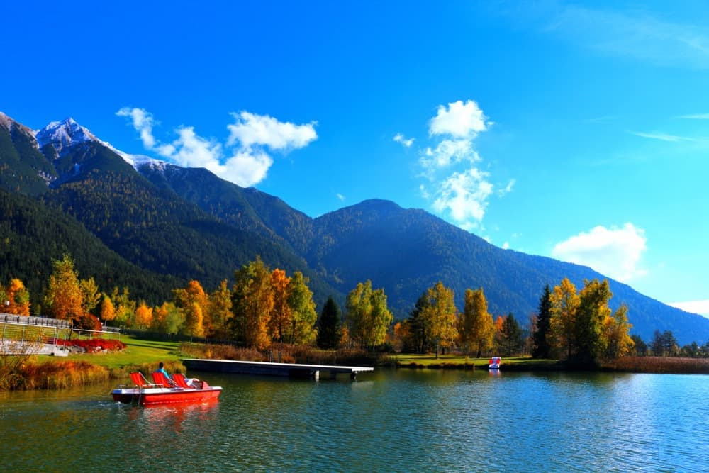 Wildsee lake Seefeld