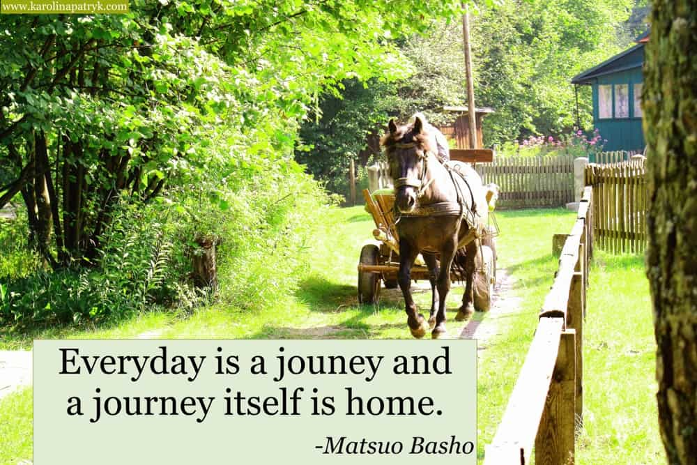every-day-is-a-journey-and-the-journey-itself-is-home Travel quotes