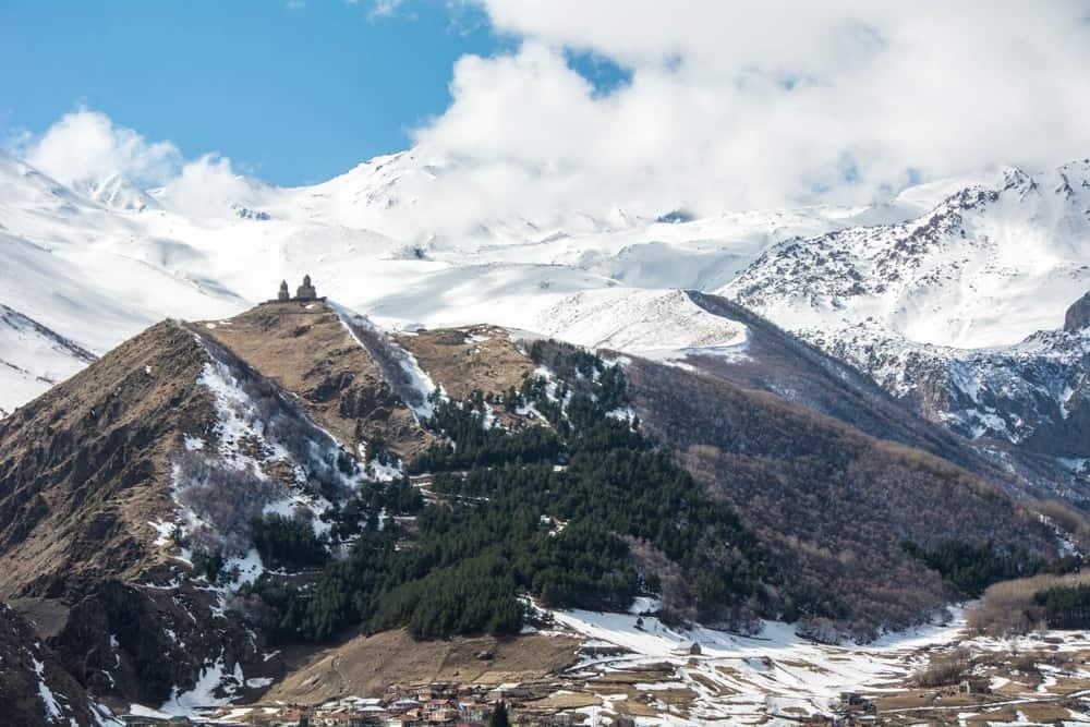 kazbegi-mountains