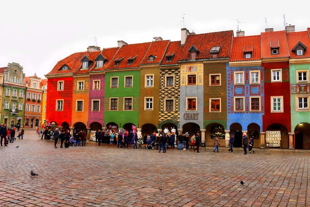 Most Interesting Facts >> Poznan interesting facts. Funny, weird & useful facts about Poznan.