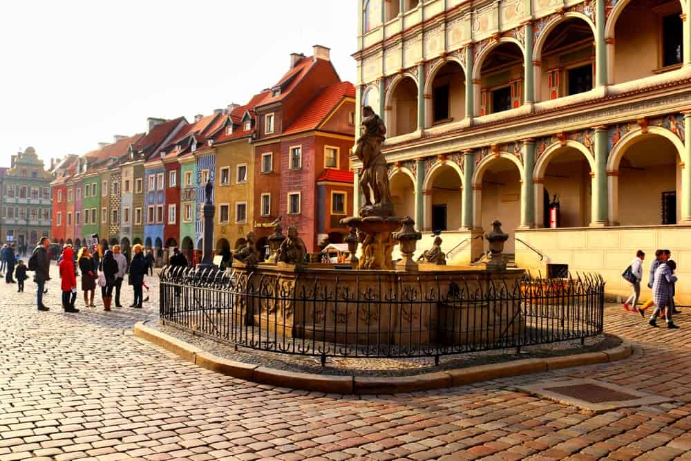 poznan-old-town