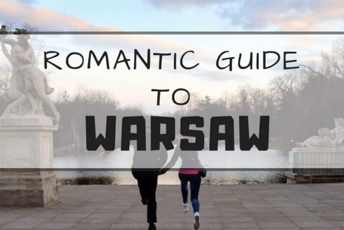 romantic Warsaw guide