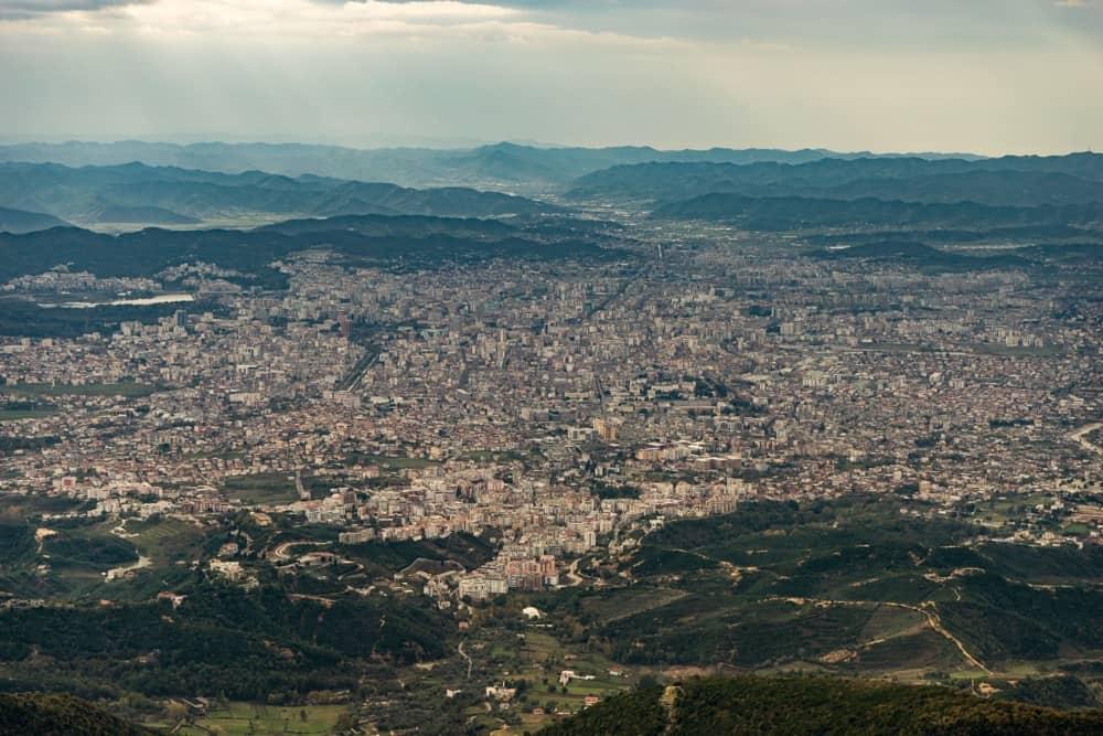 tirana-albania eastern european city breaks