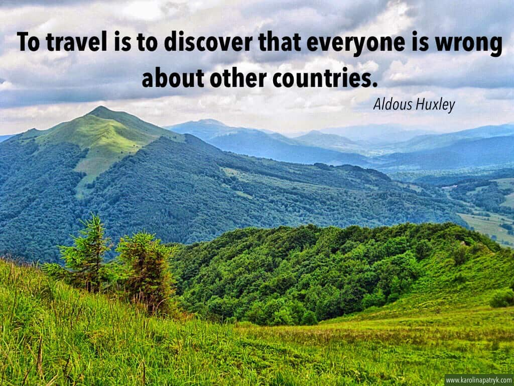 to-travel-is-to-discover-that-everyone-is-wrong-about-other-countries Travel quotes