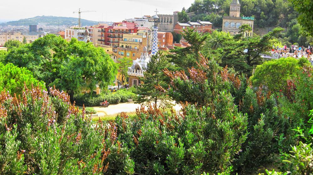 barcelona European Honeymoon Destinations