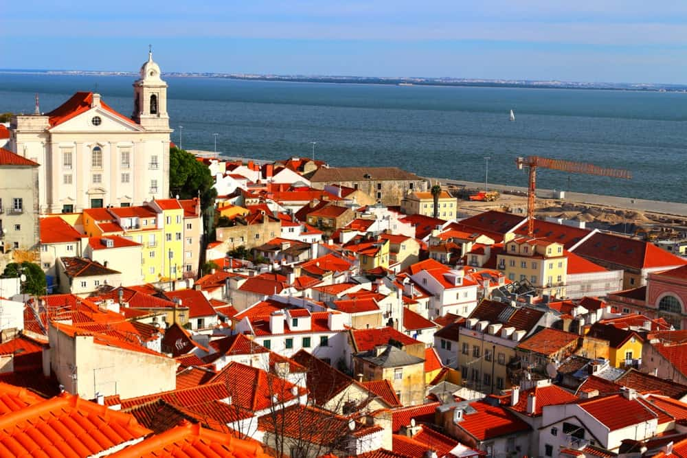 lisbon romantic destination
