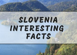 Interesting Slovenia facts
