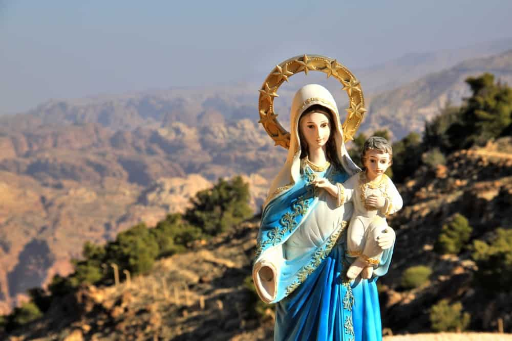 Interesting facts of Spain: the religion