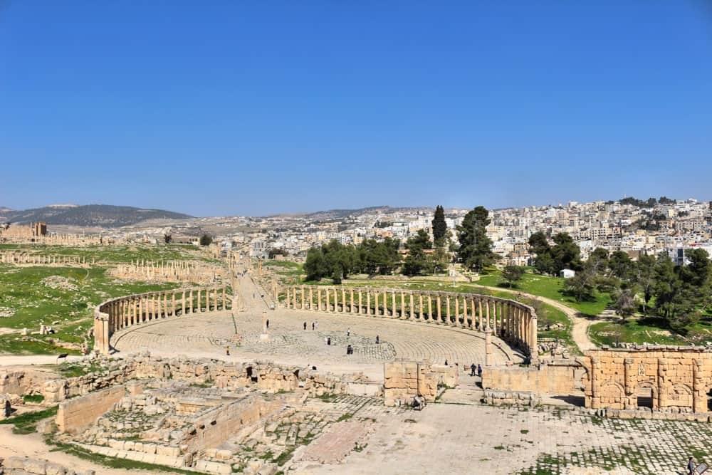 Jordaninteresting facts: Amman was once called Philadelphia