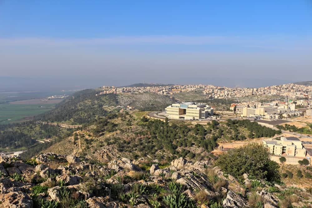 Mount Precipice Biblical places