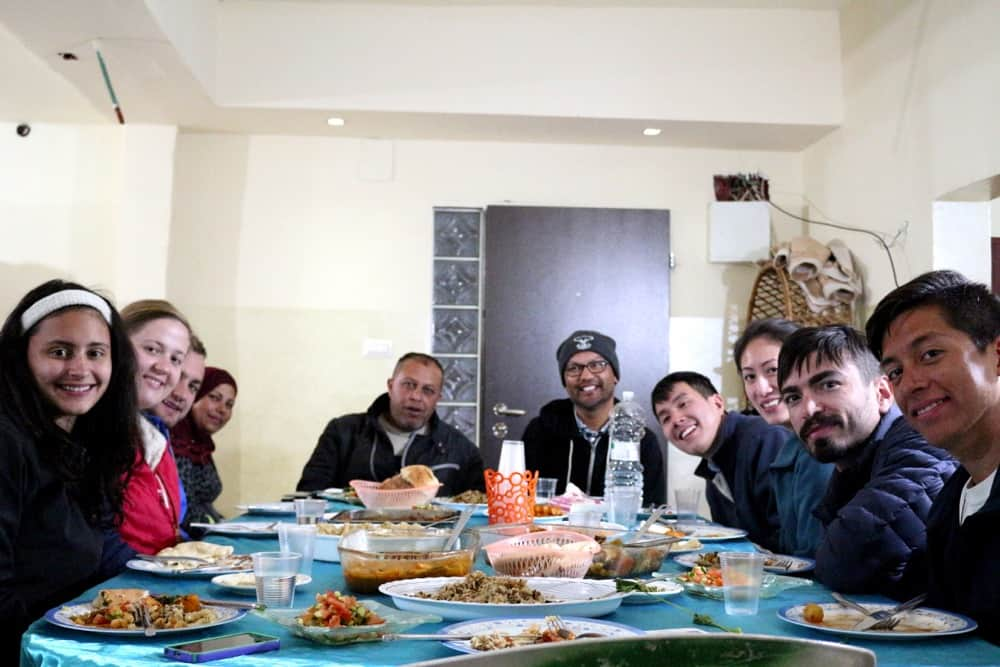 You will meet many awesome people during your trip to Israel.