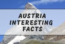 Interesting Austria facts
