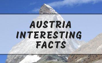Interesting Austria facts