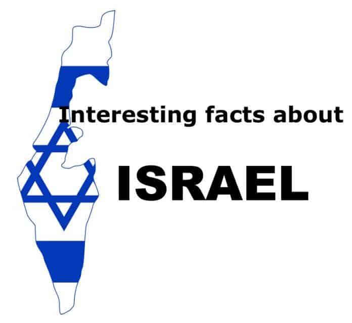 Israel interesting facts