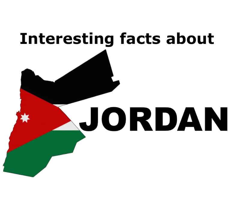 Jordan Interesting Facts Fun Facts You Didn T Know About